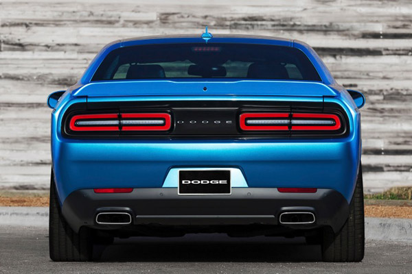 2016 Dodge Challenger Hellcat Price Design Engine Specs