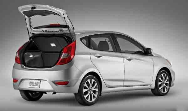 Hyundai Accent Interior And Exterior