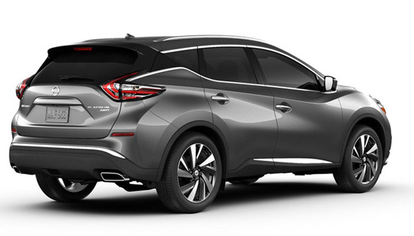 2016 Nissan Murano Design, Price, Release date, Specs