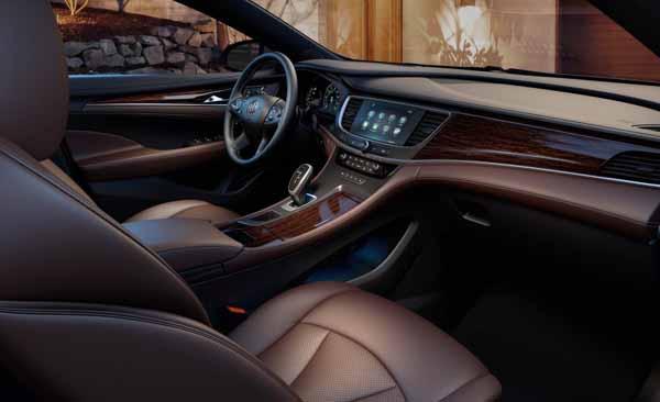 2017 Buick LaCrosse Price4