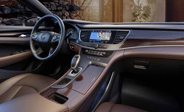 2017 Buick LaCrosse Price5