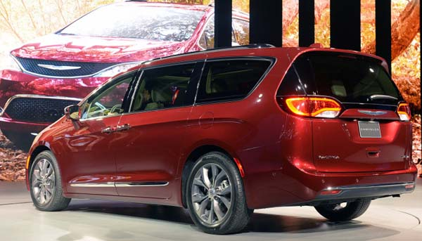 2017 Chrysler Pacifica Release Date And Price1