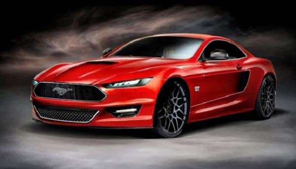 ford mustang mach  engine performance price interior