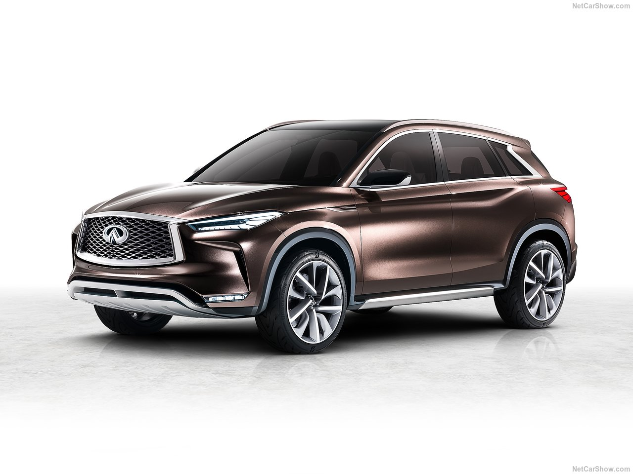 2017 Infiniti QX50 Concept, Price, Release date, Performance