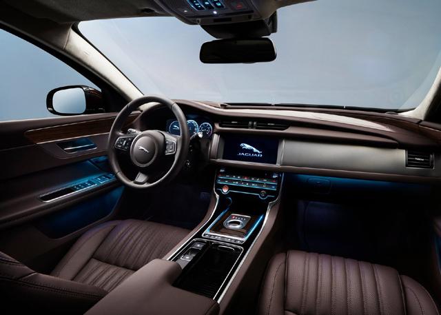 E Pace Release Date >> 2017 Jaguar XF Sportbrake Release date, Price, Interior