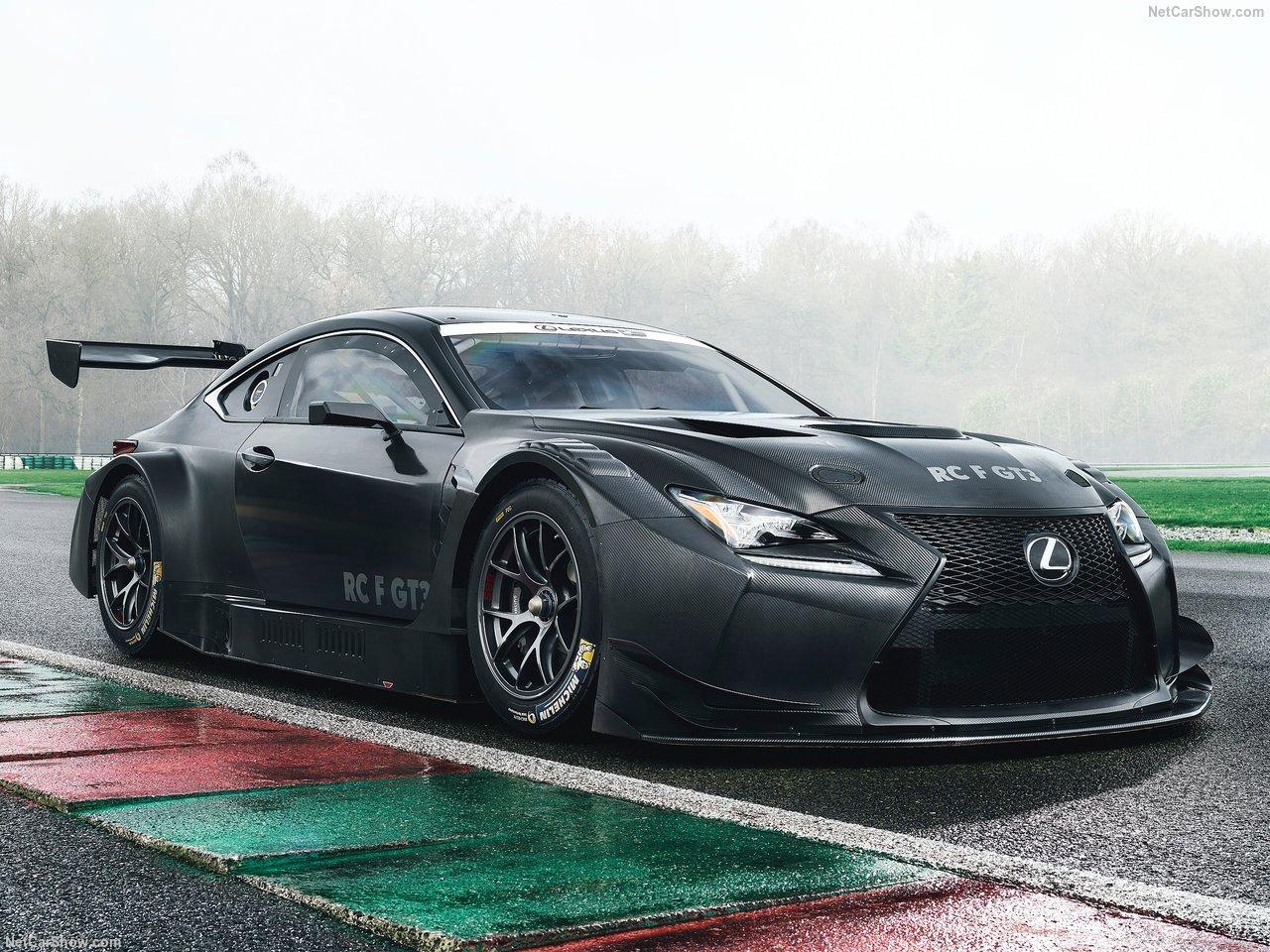2017 Lexus RC F GT3 * Price * Specs * Engine * Design ...