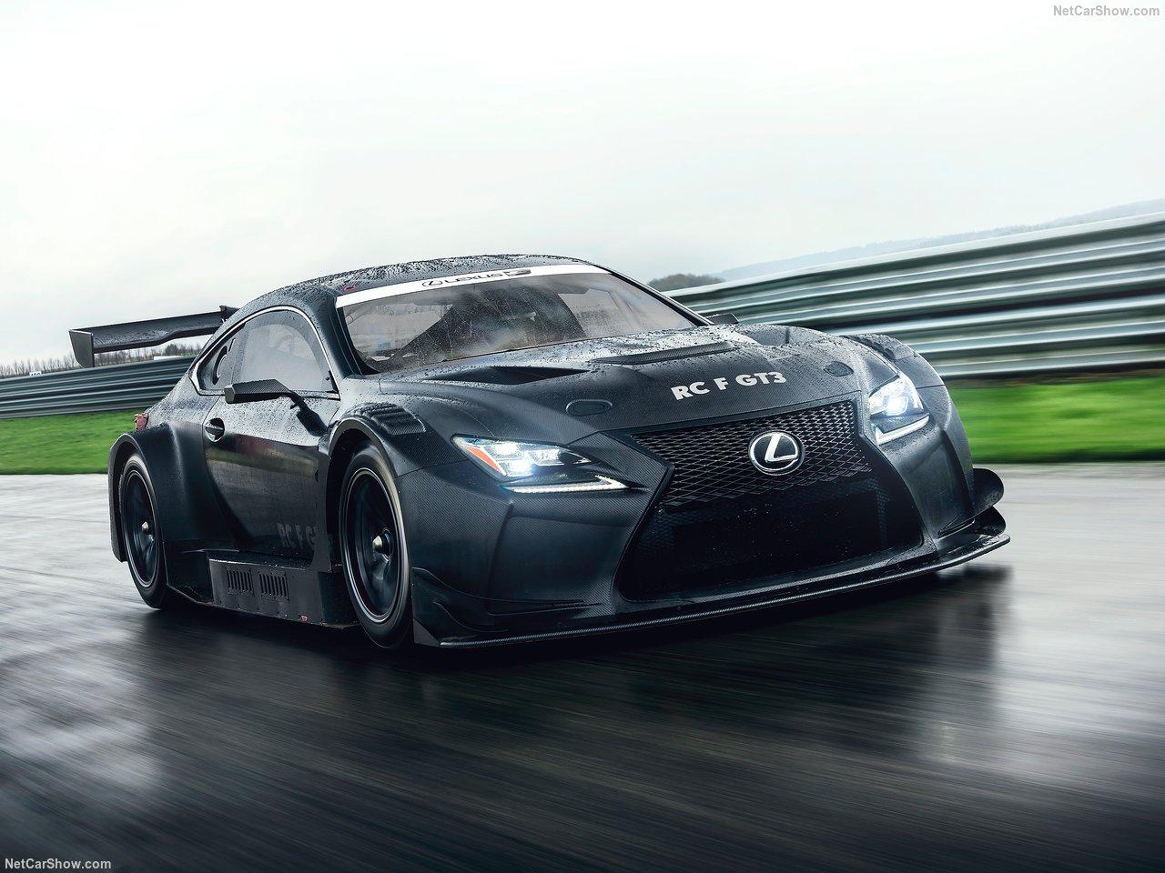 Trd Pro Tundra >> 2017 Lexus RC F GT3 * Price * Specs * Engine * Design ...