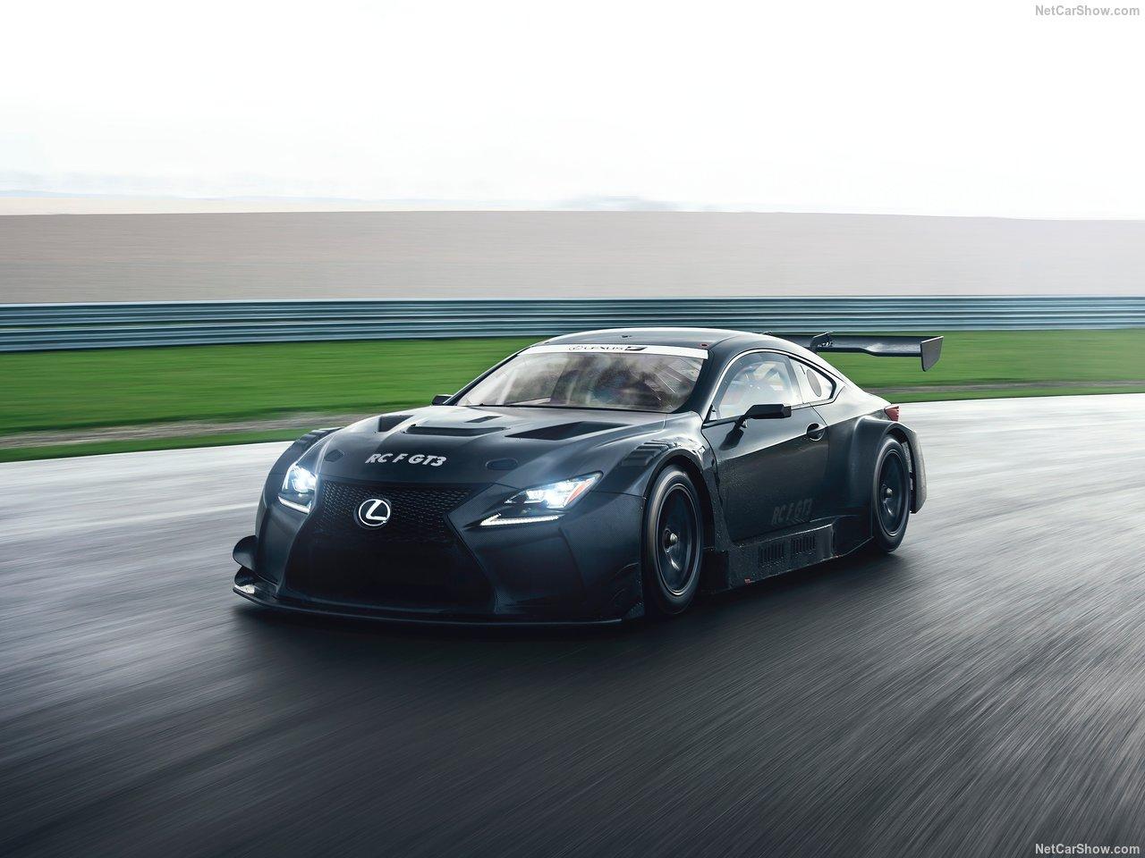Lexus Race Car Price