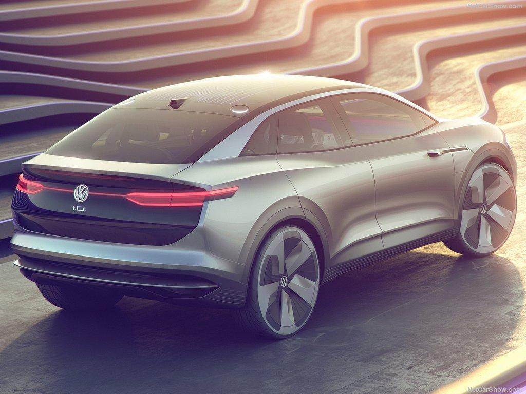 2017 Volkswagen Id Crozz Concept Release Date Price