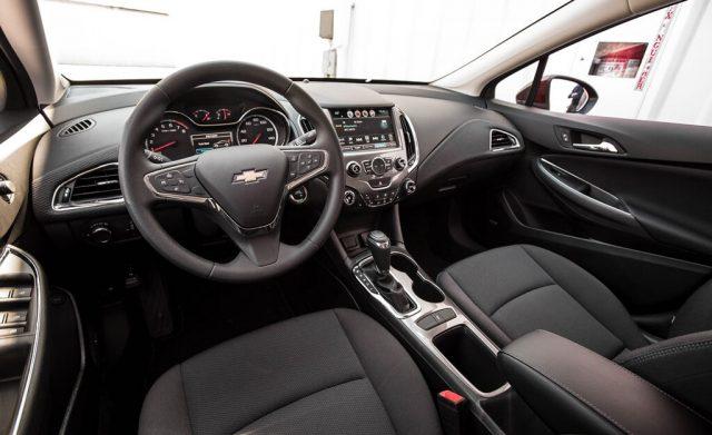 2018 Chevrolet Cruze SS Price, Release date, Interior ...