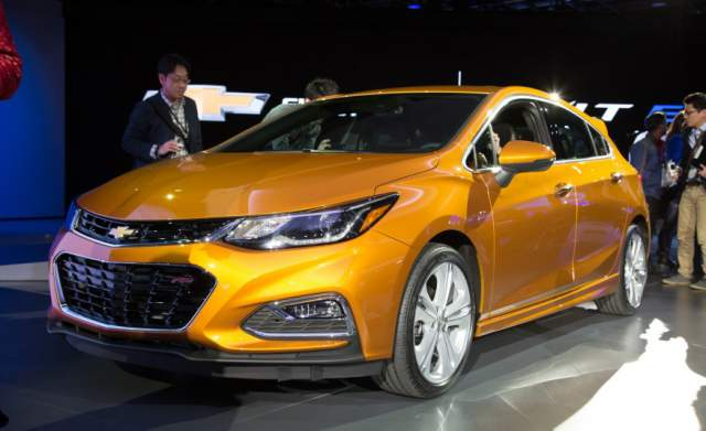 2018 chevrolet cruze ss price release date interior. Black Bedroom Furniture Sets. Home Design Ideas