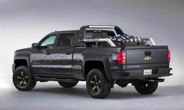 2018 Chevy Silverado 2500 Diesel, Concept, Price, Specs | Chevrolet ...