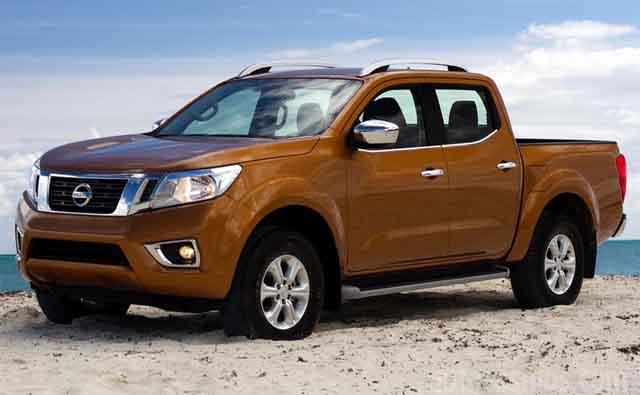 Nissan Frontier Pro X