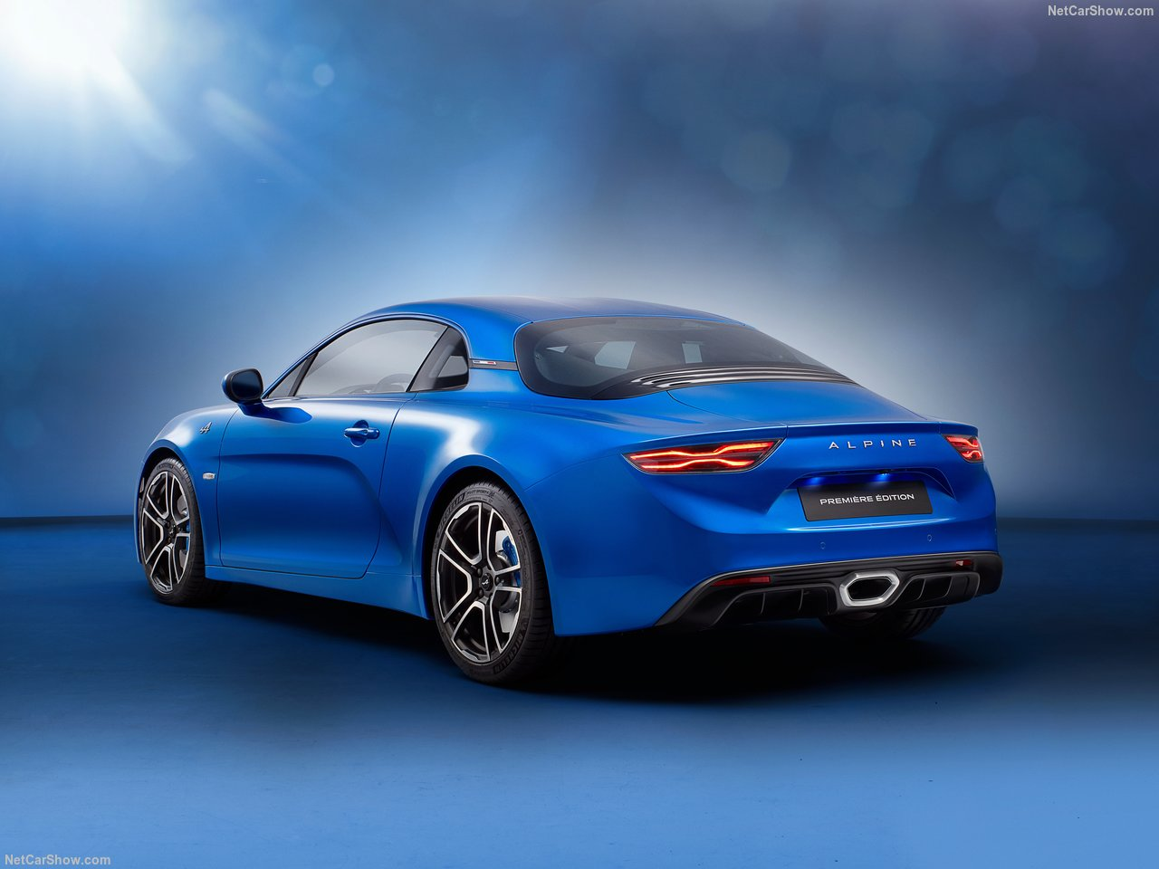 2018 Alpine A110 Price, Specs, Design, Interior, Exterior