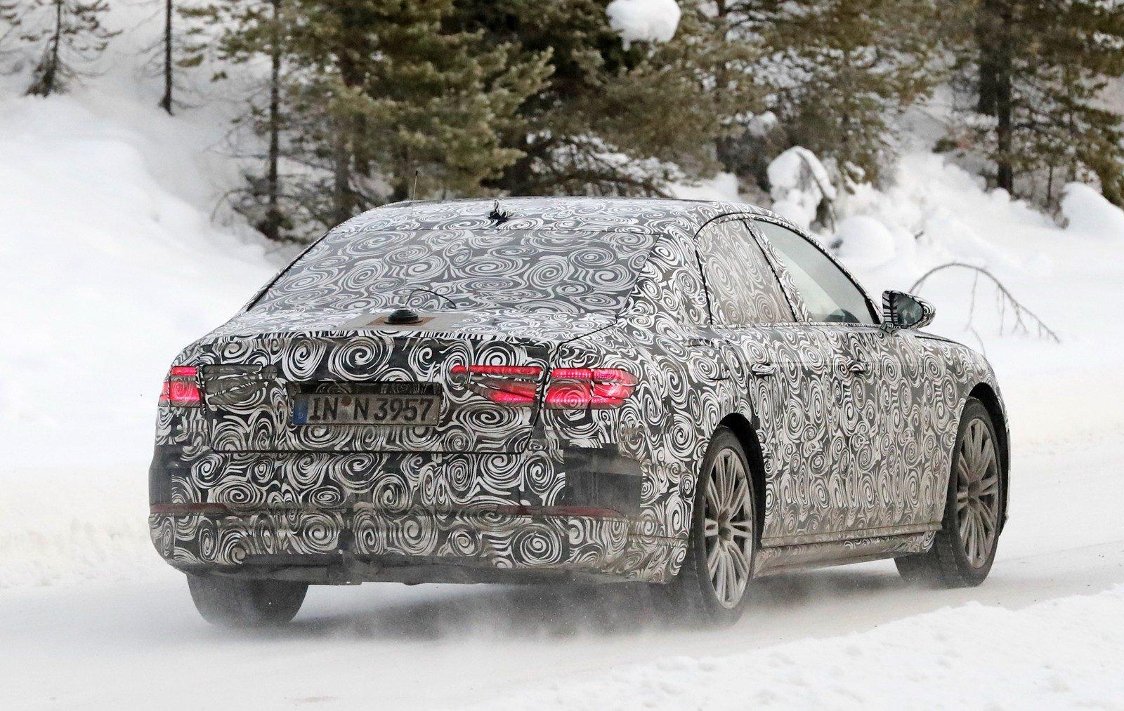 2018 Audi A8b