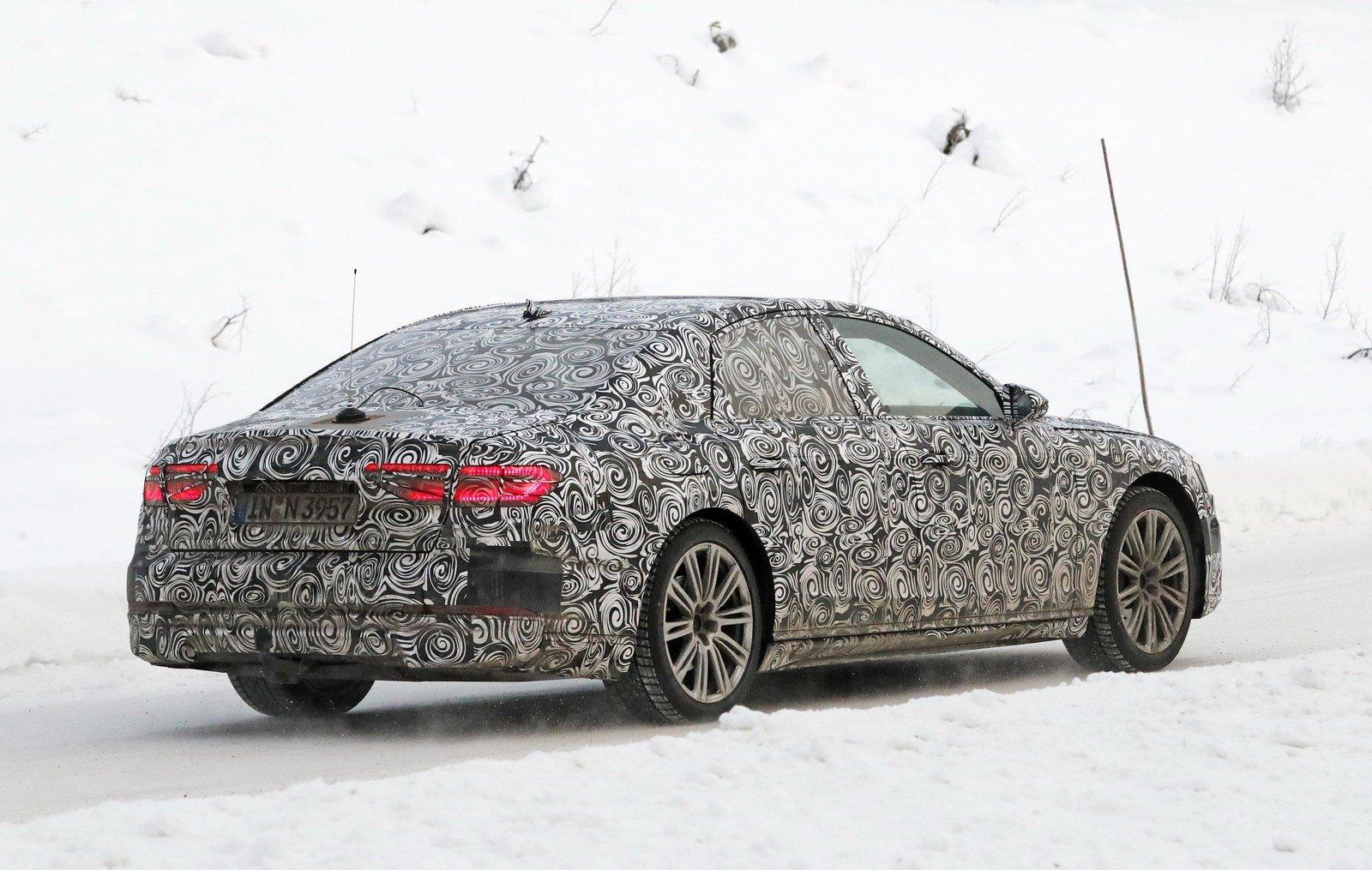 2018 Audi A8d