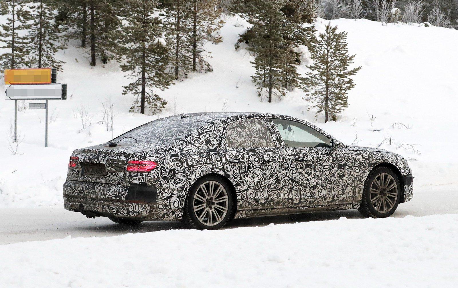 2018 Audi A8e