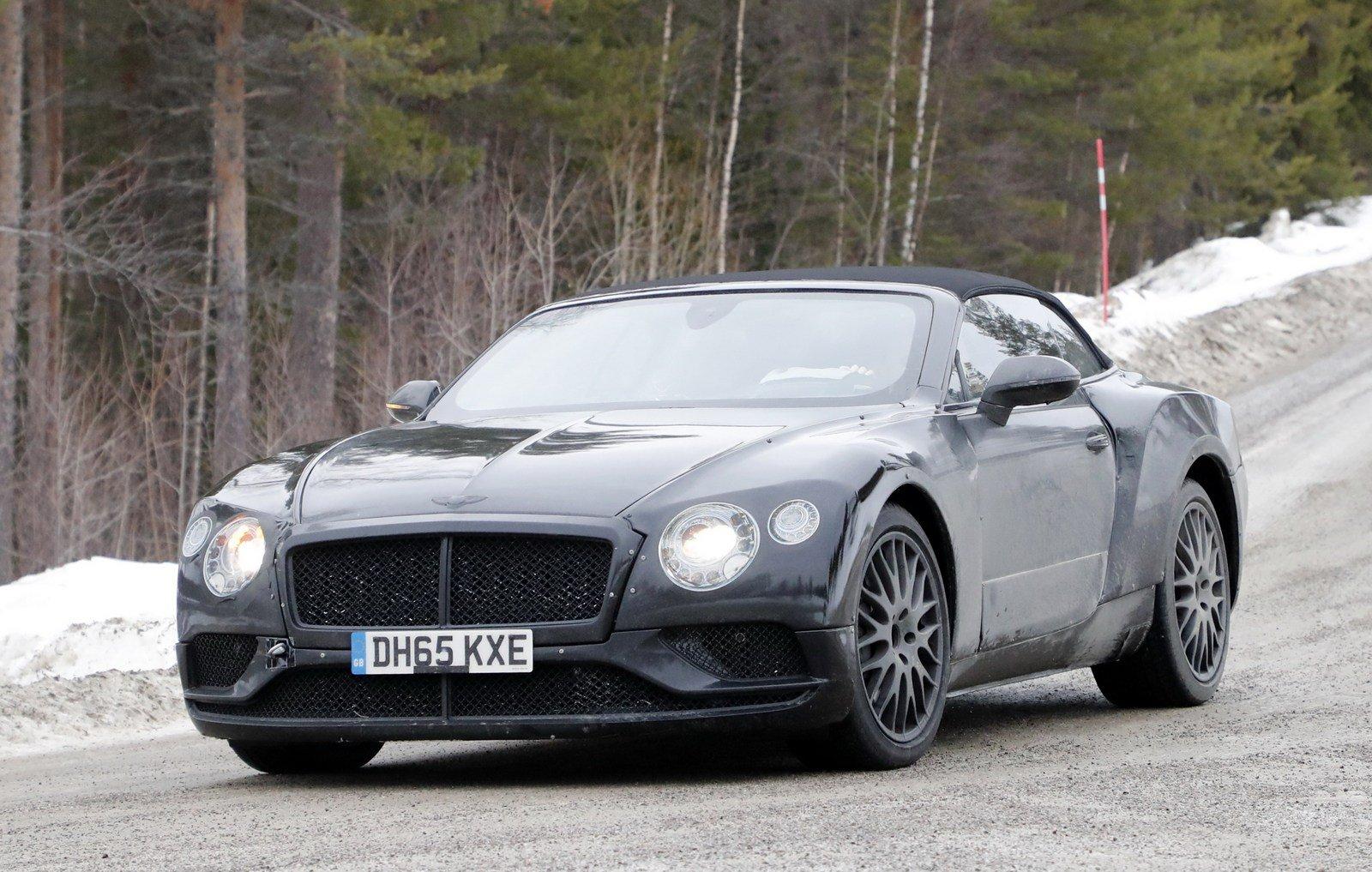 2018 Bentley Continental Gtc Price Release Date Specs