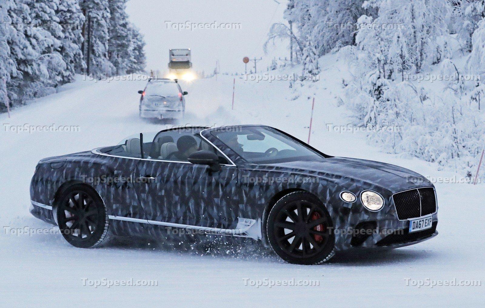 Jeep Scrambler Release Date >> 2018 Bentley Continental GTC * Price * Release date * Specs