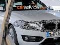 2018 BMW 2 series Coupe spy photos1