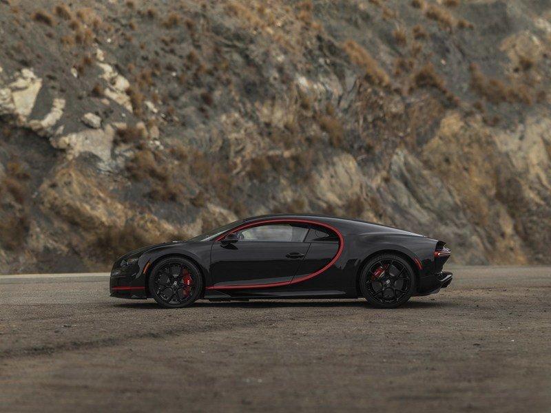 2018 Bugatti Chiron Number One1