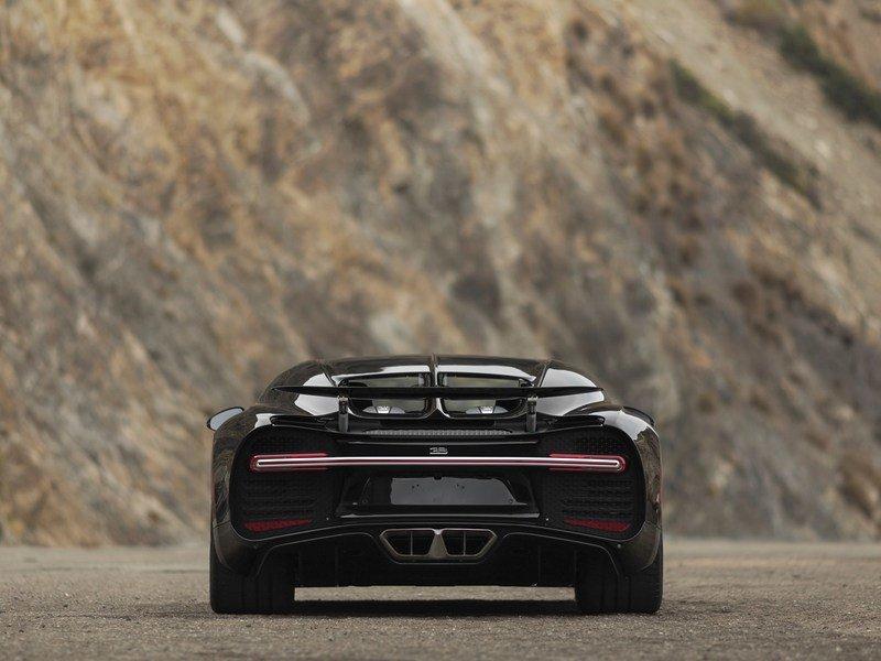 2018 Bugatti Chiron Number One3
