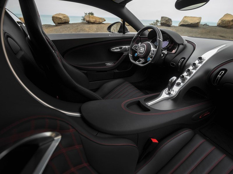 2018 Bugatti Chiron Number One4