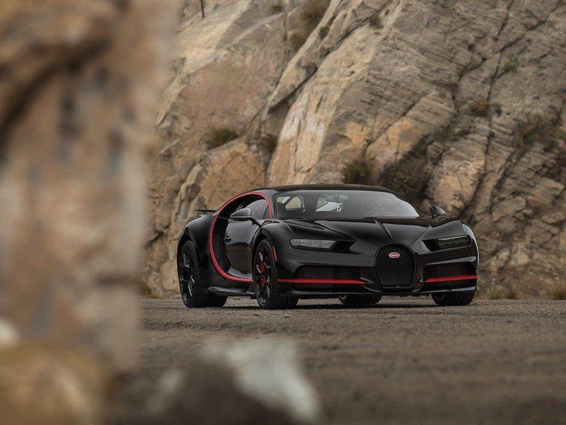 2018 Bugatti Chiron Number One6