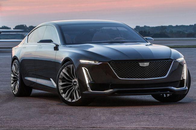 2018 Cadillac Escala