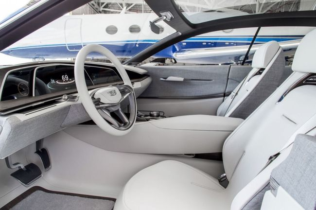 2018 Cadillac Escala4
