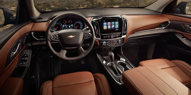 2018 Chevrolet Traverse Specs * Price * Interior * Exterior