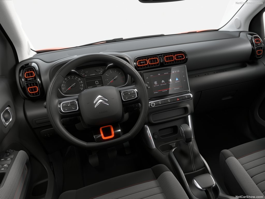 2018 Citroen C3 Aircross Price Design Interior