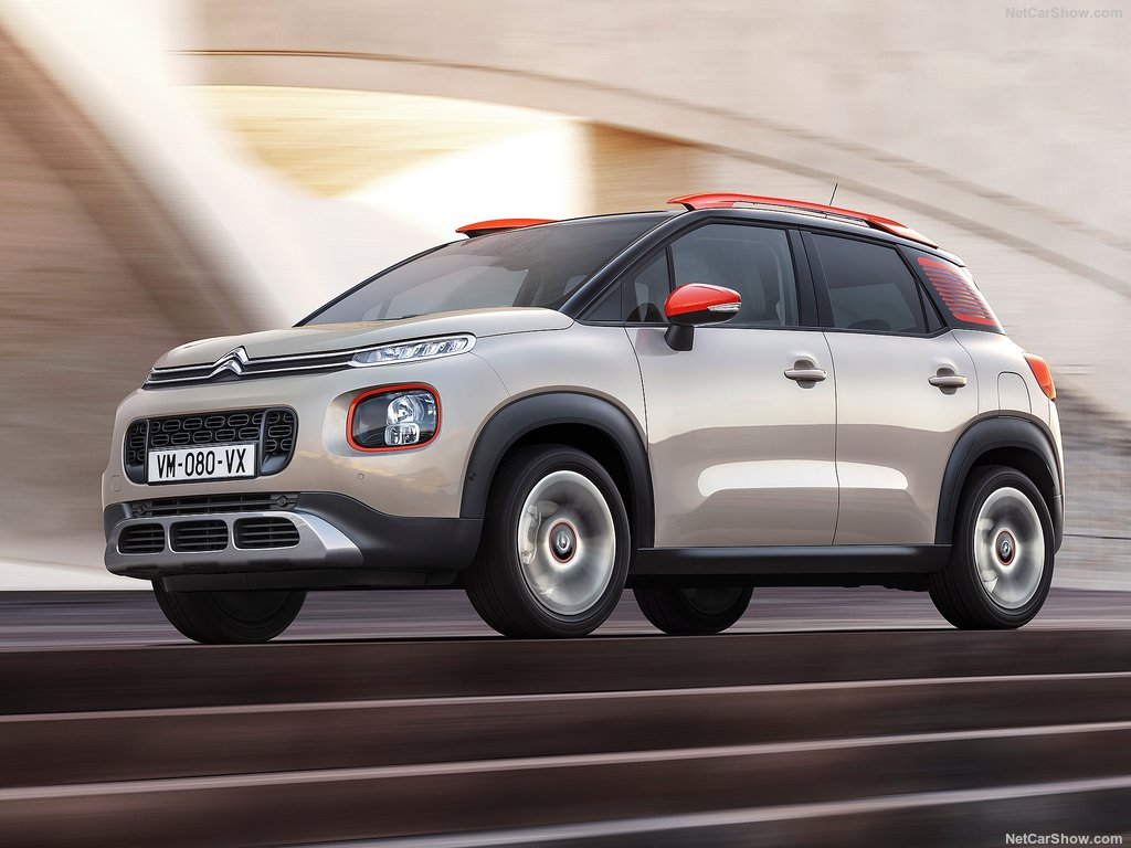 2018 Citroen C3 Aircross Price Design Interior