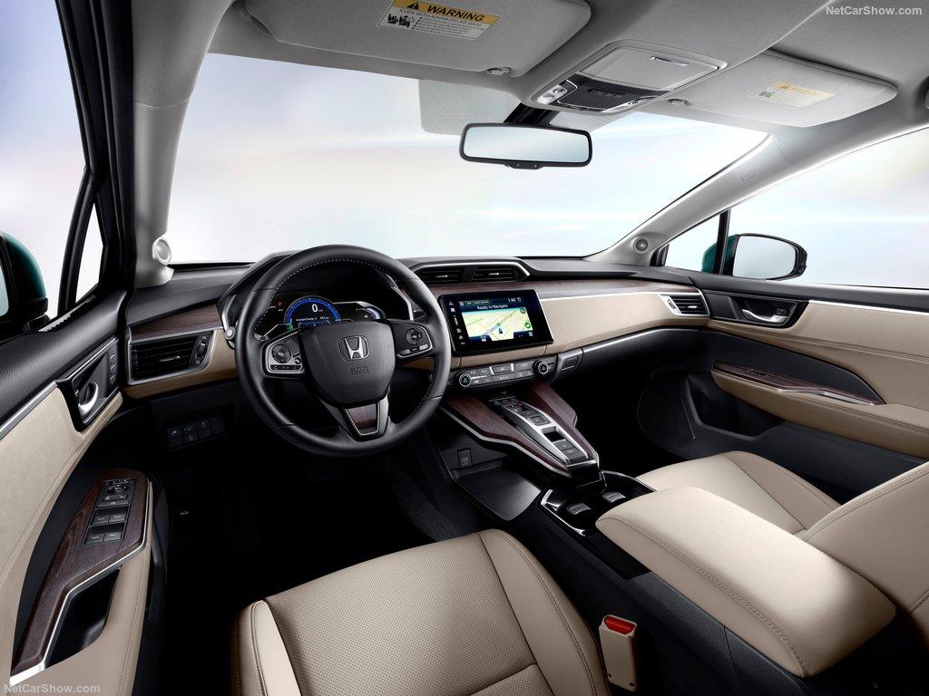 2018 Honda Clarity 2