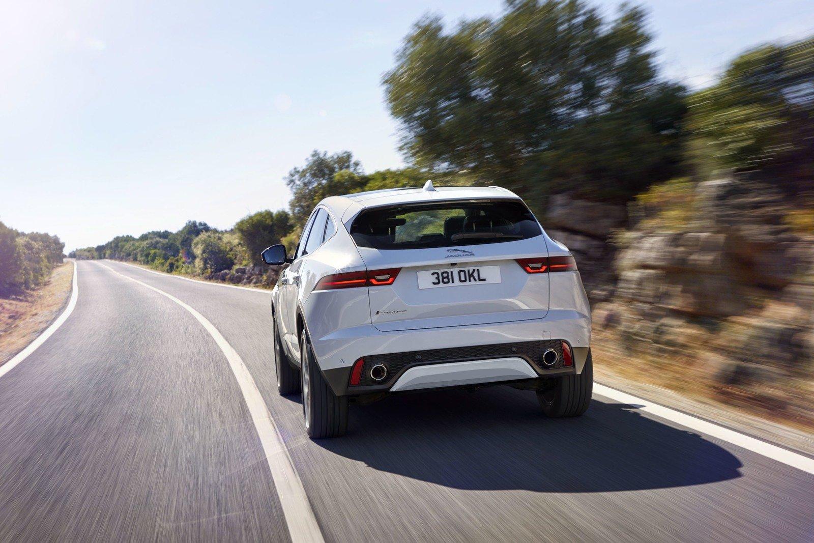 Audi 0 60 >> 2018 Jaguar E-Pace Price * Release date * Interior