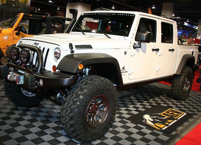 2018 Jeep Scrambler Release date * Price * Design * Interior
