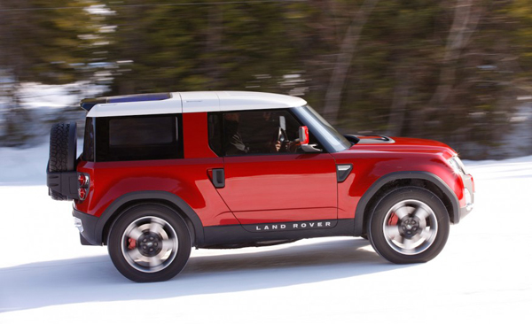 2018 Land Rover Defender * Price* Release date * Engine ...