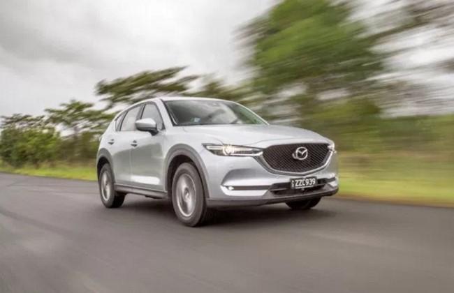 2018 Mazda CX-5 Diesel6