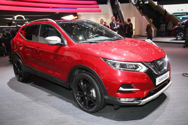 2018 Nissan Qashqai Price, Automotive, Design, Specs