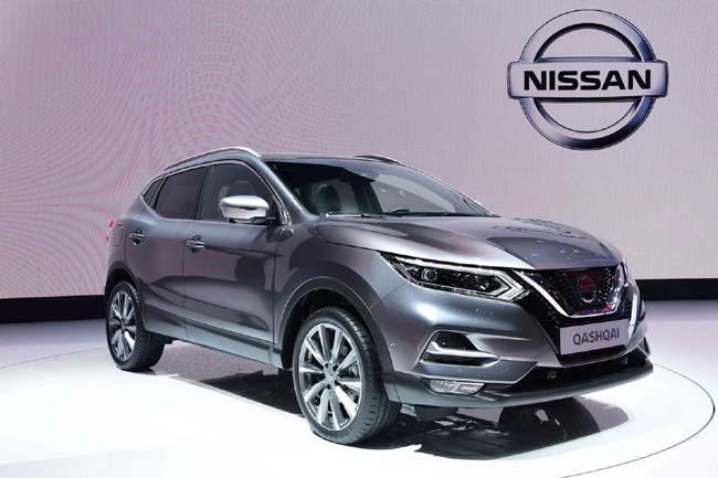 2018 nissan qashqai price automotive design specs. Black Bedroom Furniture Sets. Home Design Ideas