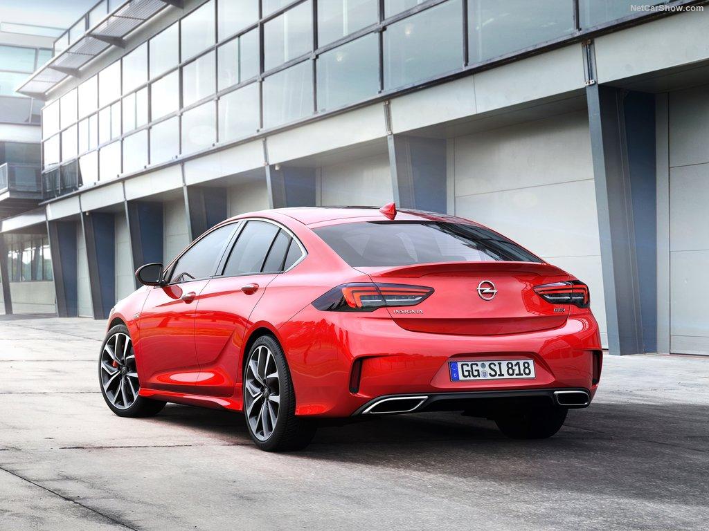 2018 Opel Insignia GSi 3