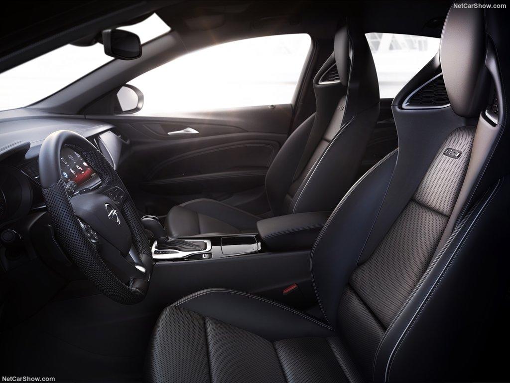 2018 Opel Insignia GSi 4