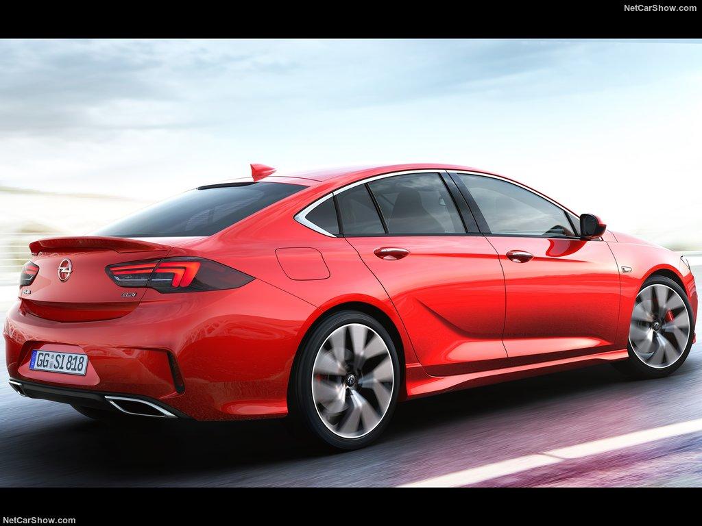 2018 Opel Insignia GSi 5