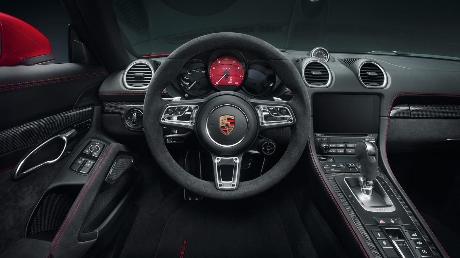 2018 Porsche 718 Cayman GTS Specs * Price * Design