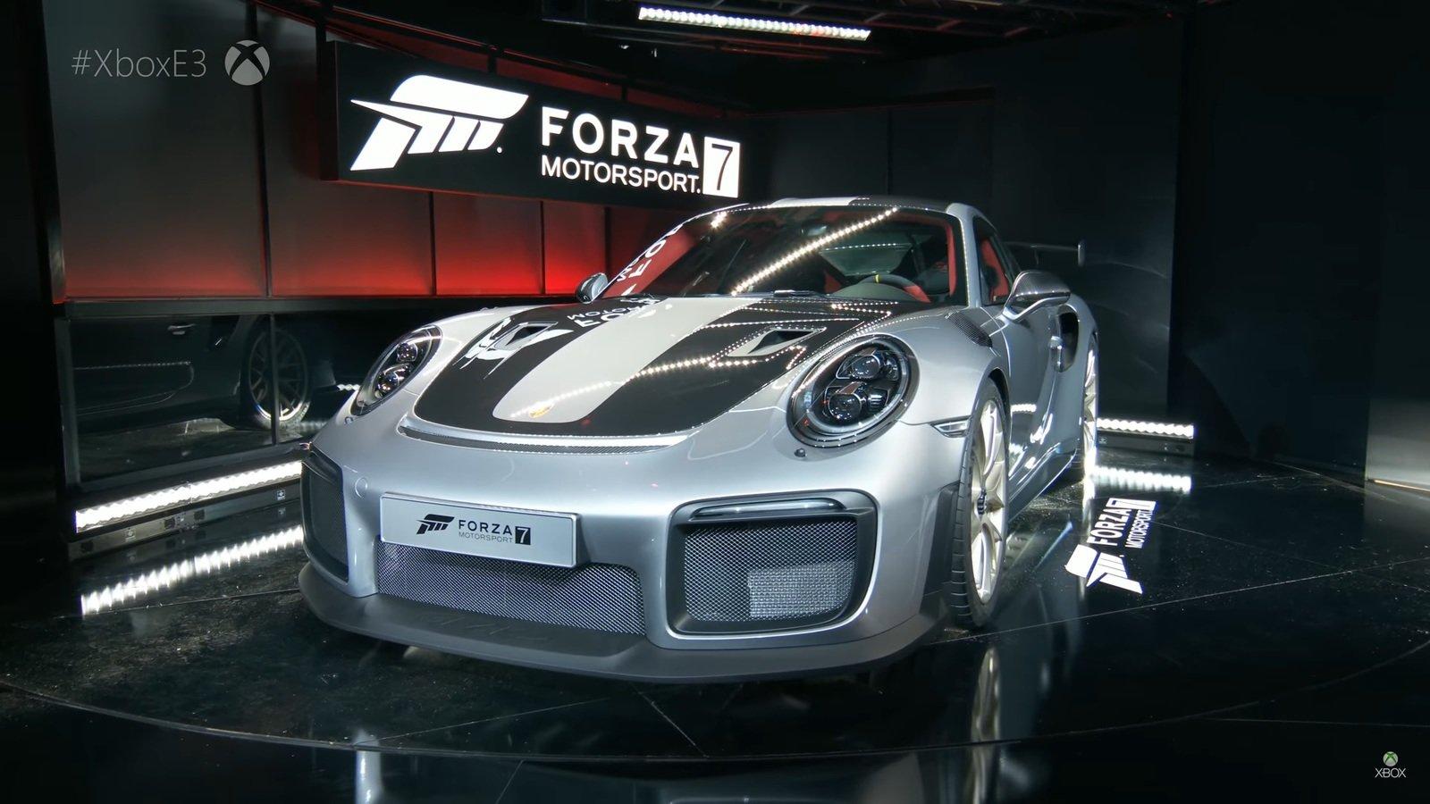 2018 Porsche 911 GT2 RS3