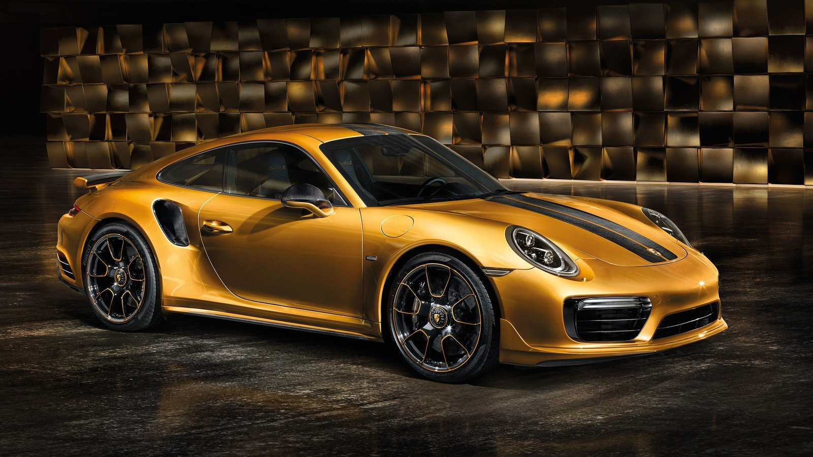 2018 Porsche 911 Turbo S Exclusive Series Price Design