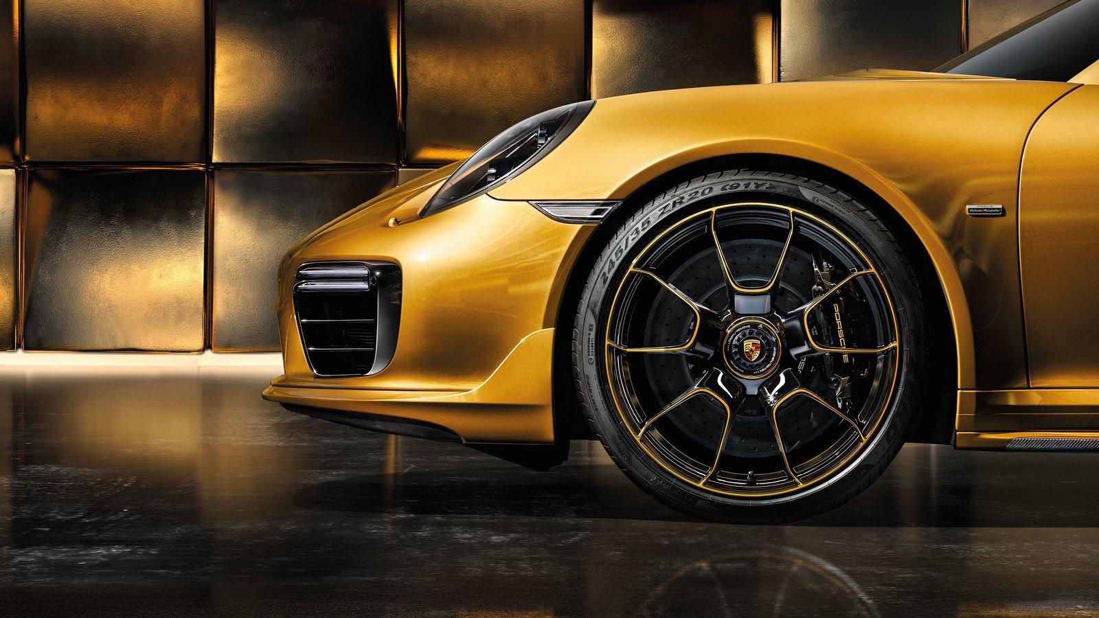Carbon Fiber Wheels >> 2018 Porsche 911 Turbo S – Exclusive Series * Price * Design
