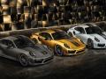 2018 Porsche 911 Turbo S8