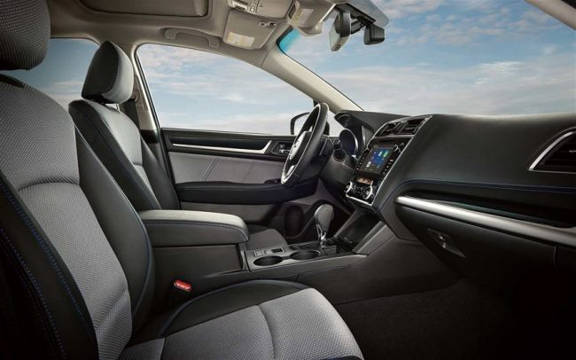 2018 Subaru Legacy4