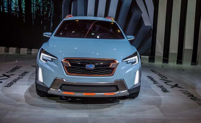 2018 Subaru Xv Crosstrek Price Suv Specs Performance